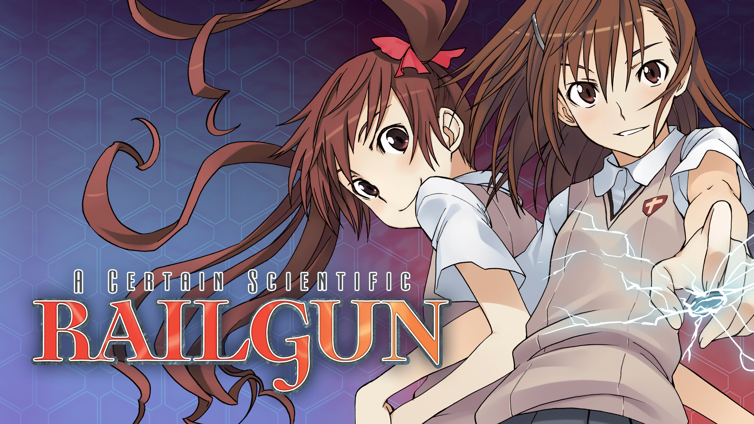 Image result for a certain scientific railgun header