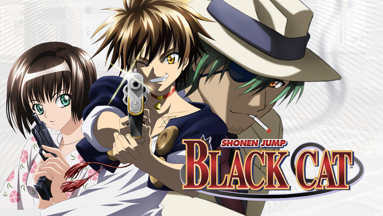 Black Cat Anime