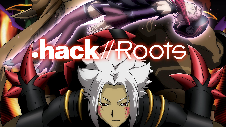Watch Hack Roots Episodes Sub Dub Action Adventure Fantasy