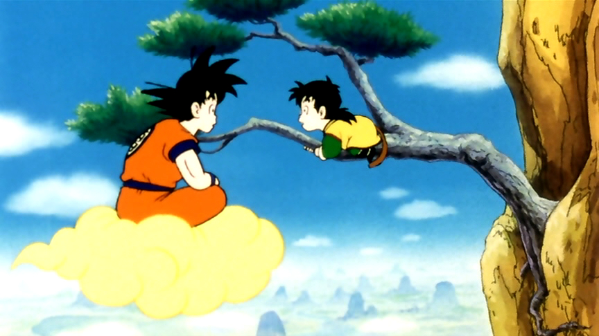 Watch Dragon Ball Z Season 1 Episode 1 Sub & Dub | Anime