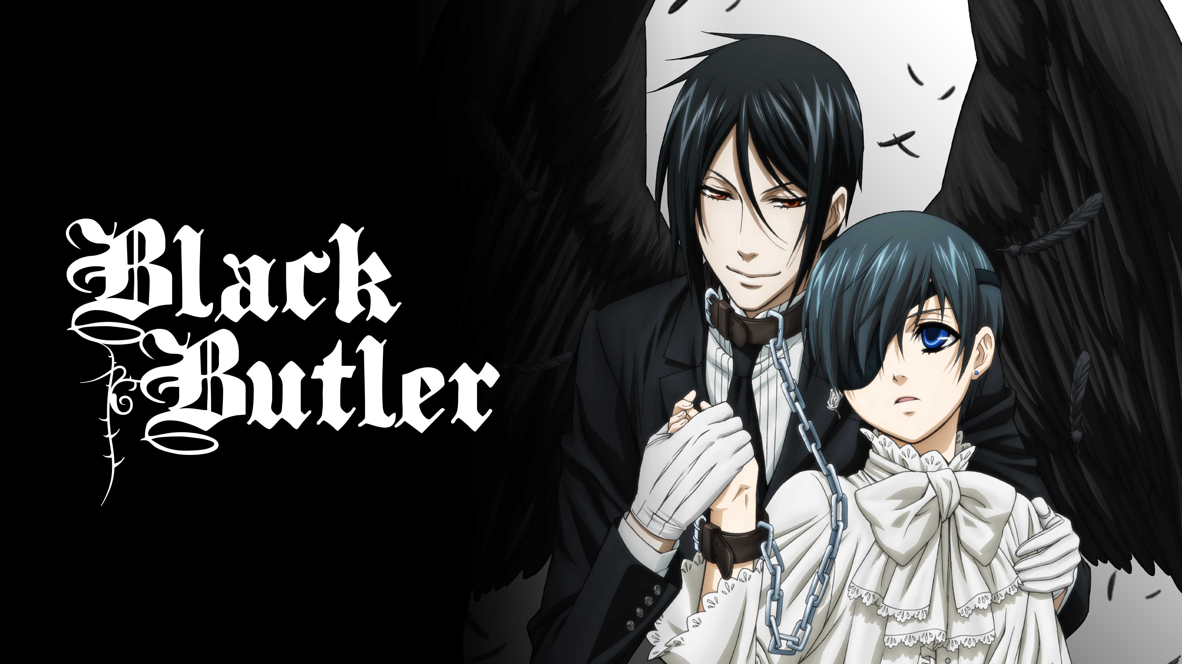 Watch Black Butler Sub & Dub | Drama, Psychological Anime | Funimation