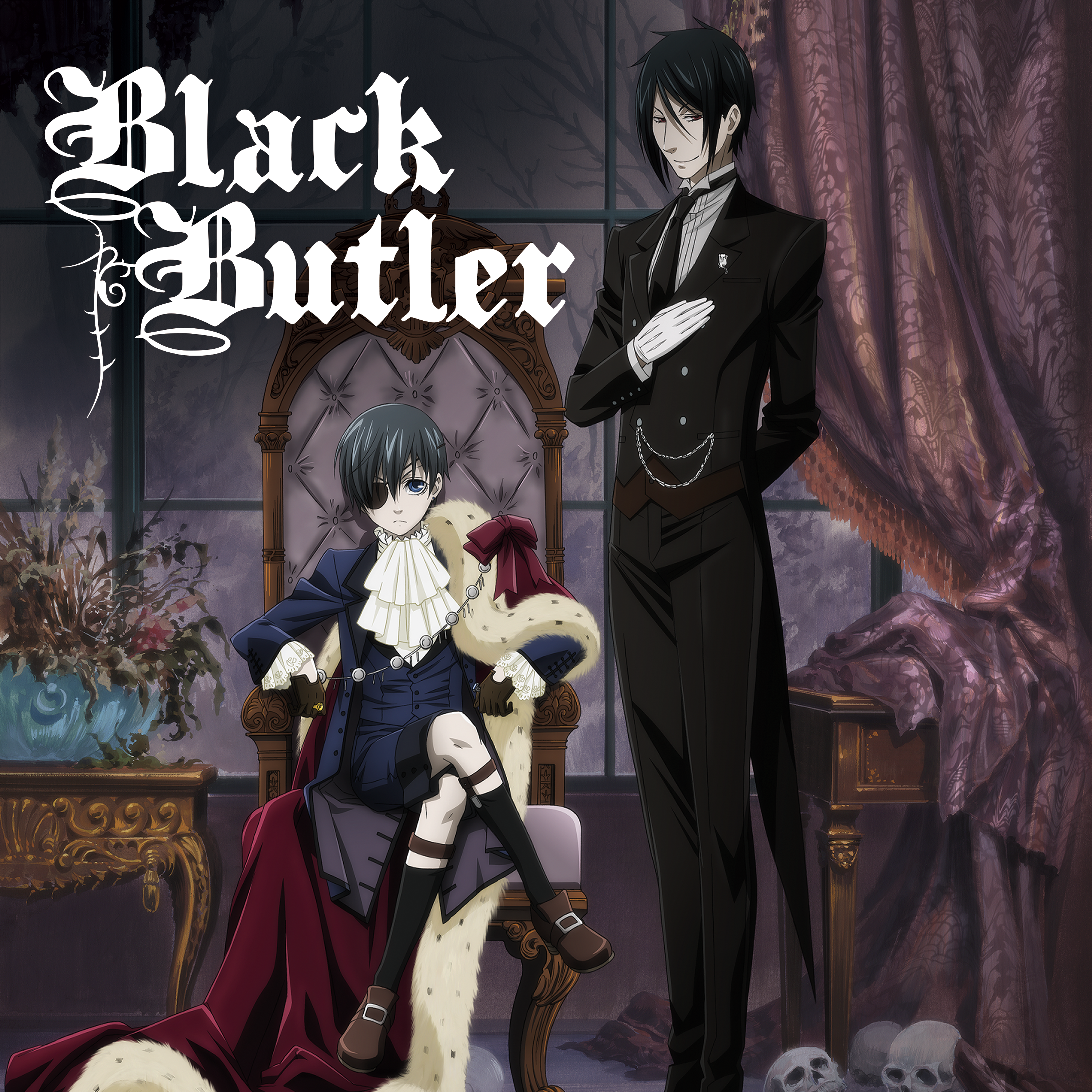 watch black butler season 2 online free english dubbed