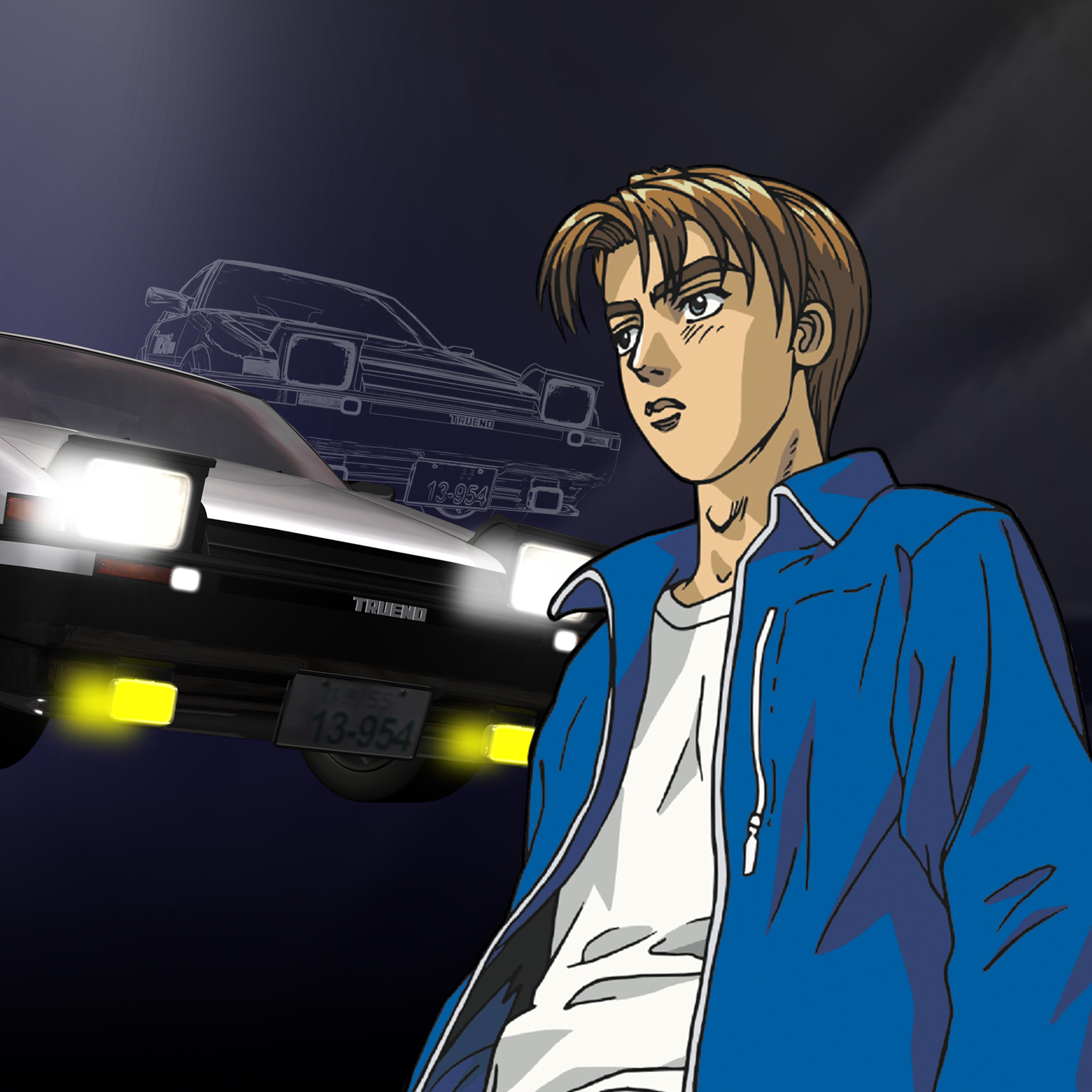 Watch initial d episodes sub dub action adventure shounen anime funimation