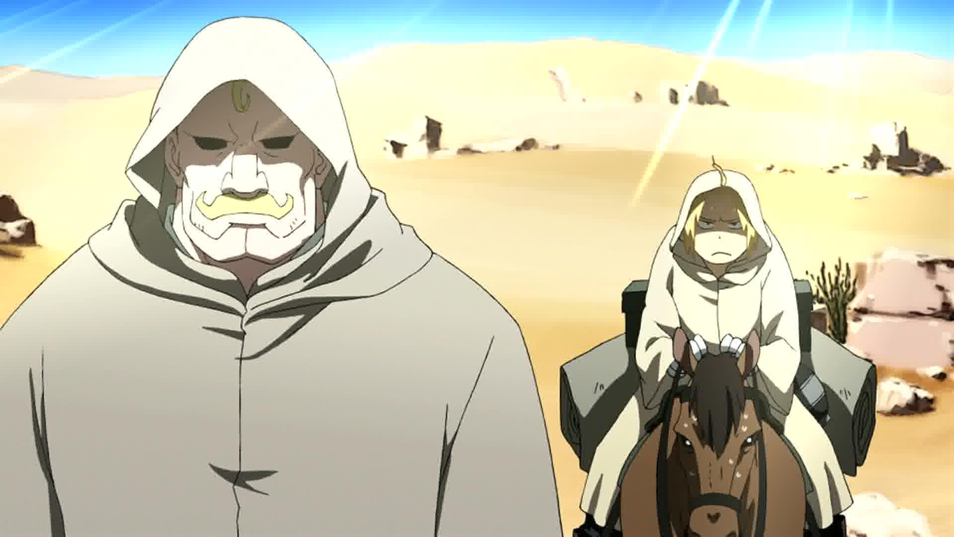 Watch Fullmetal Alchemist: Brotherhood Season 1 Episode 18 ...
