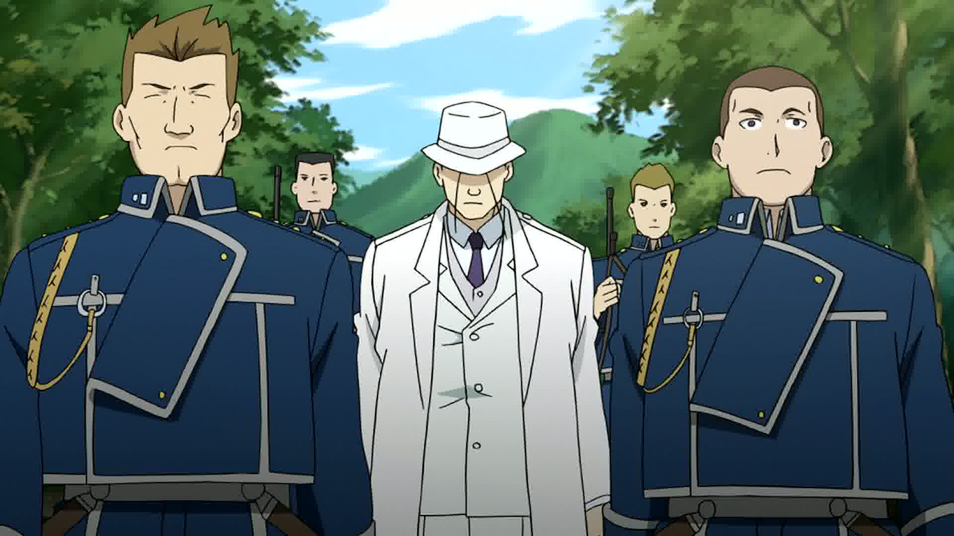 Watch Fullmetal Alchemist: Brotherhood Season 1 Episode 33 ...