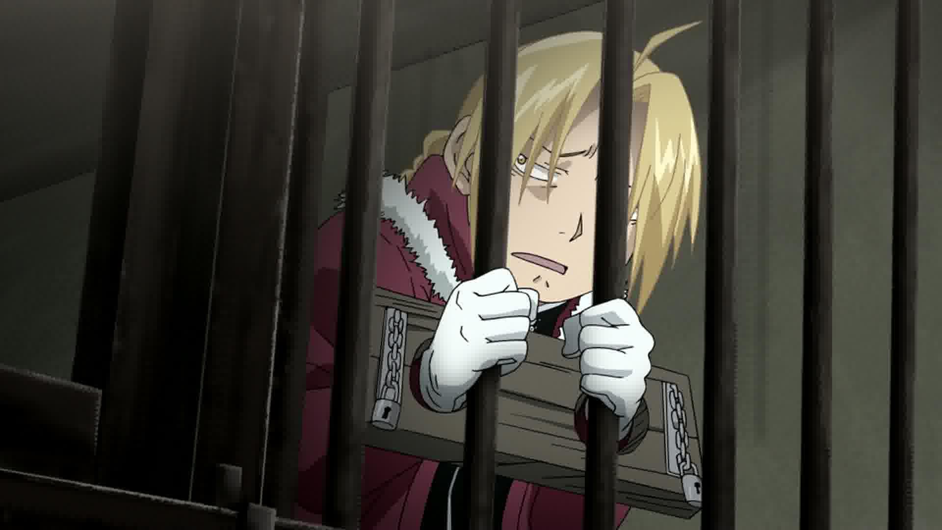 Watch Fullmetal Alchemist: Brotherhood Season 1 Episode 36 ...