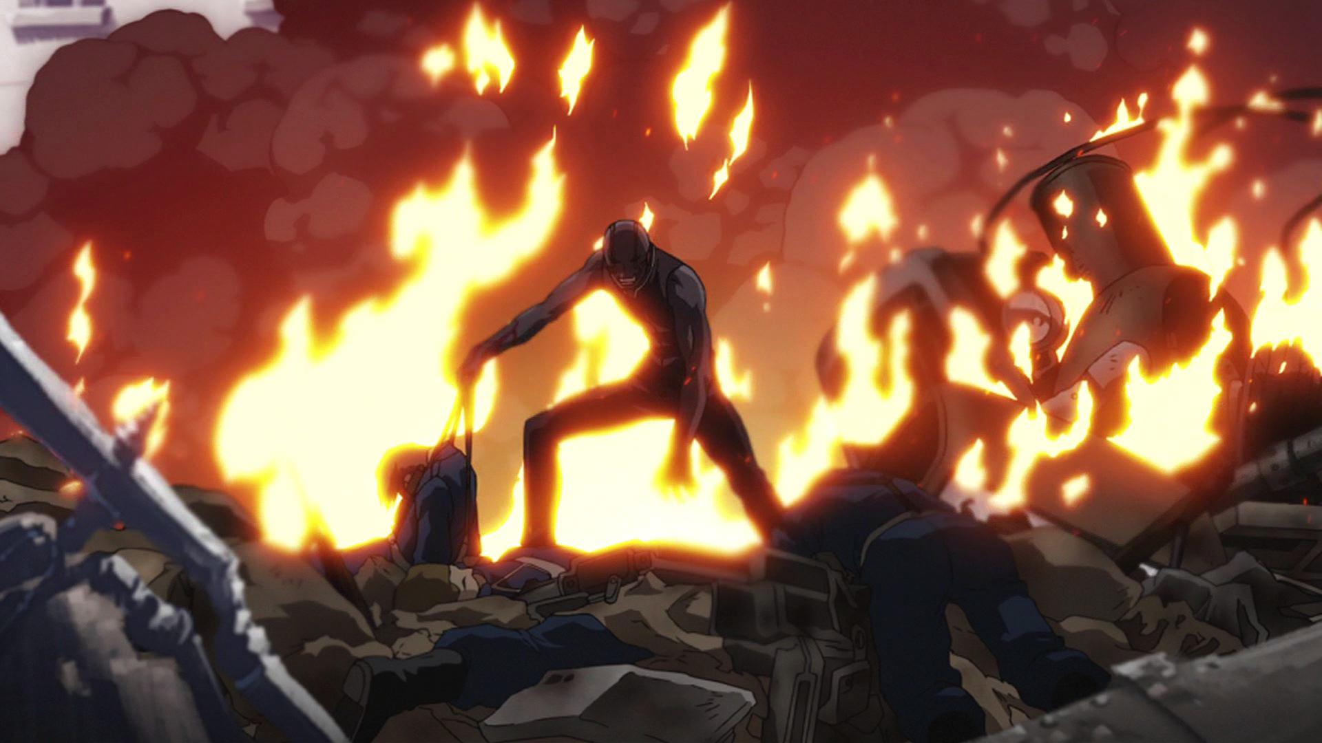 Watch Fullmetal Alchemist: Brotherhood Season 1 Episode 58 ...