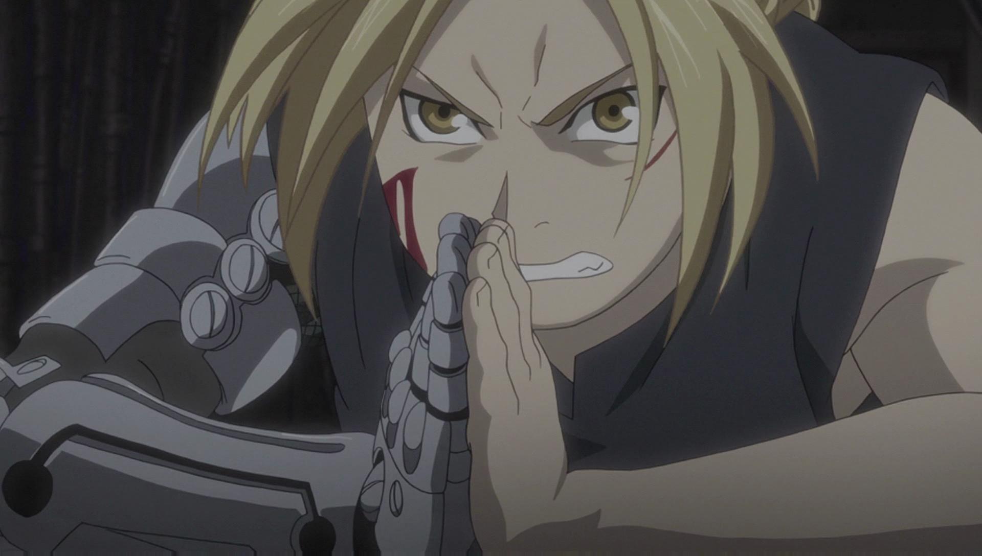 Watch Fullmetal Alchemist: Brotherhood Season 1 Episode 61 ...