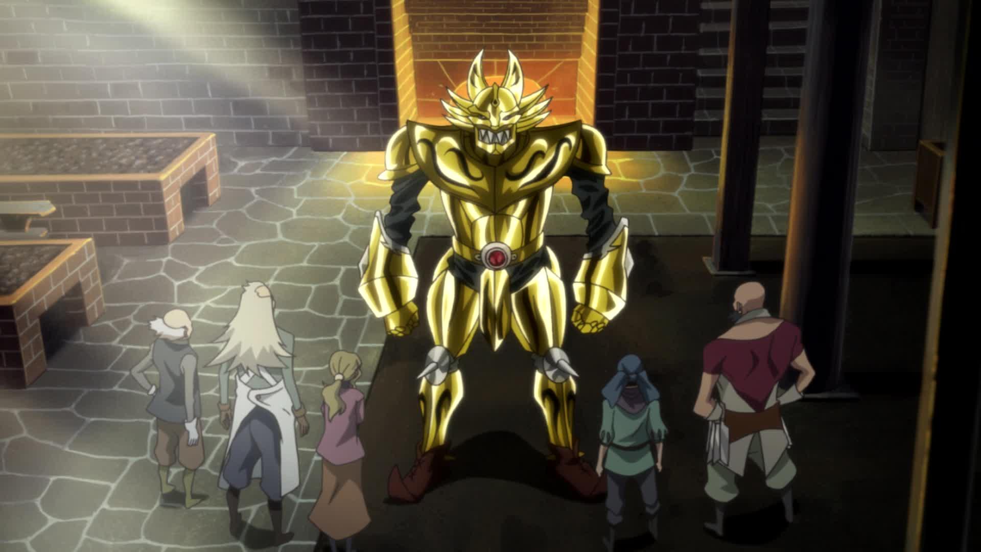 Watch Garo The Animation Season 1 Episode 15 Sub Dub Anime