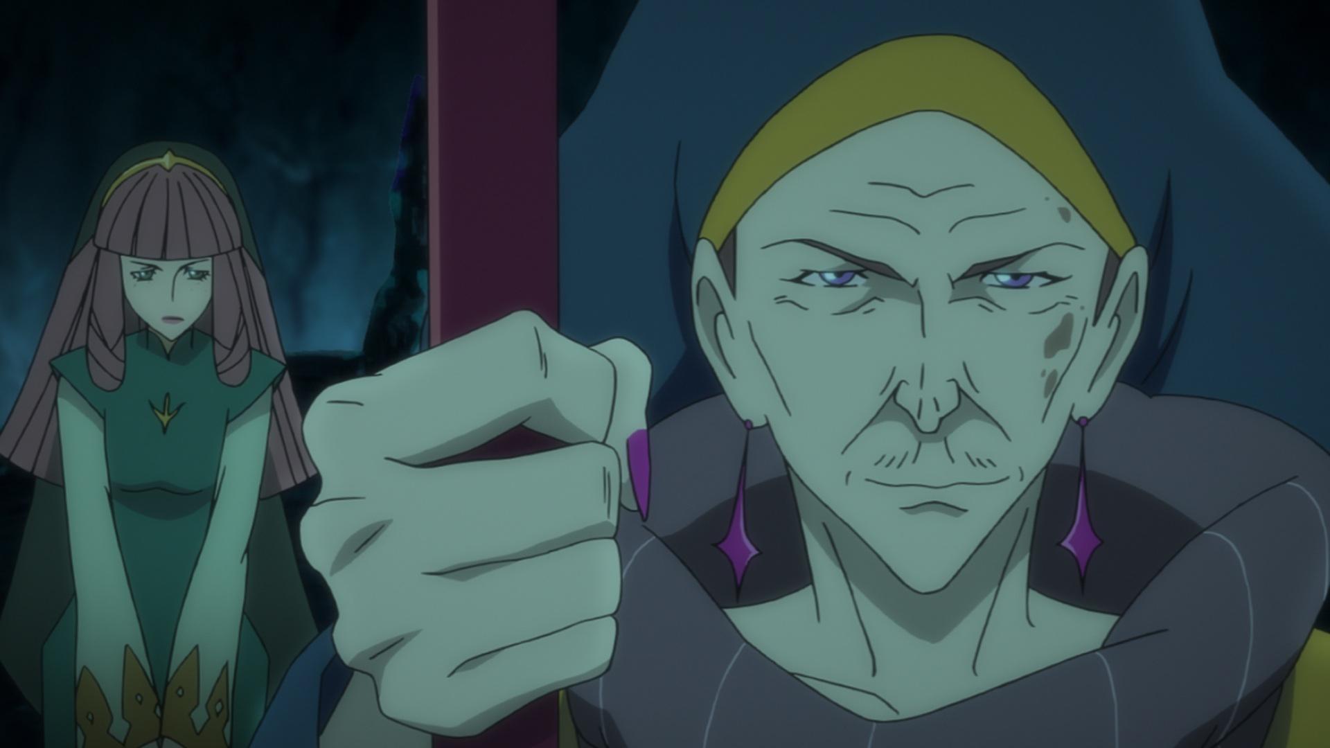 Watch Garo The Animation Season 1 Episode 22 Sub Dub Anime