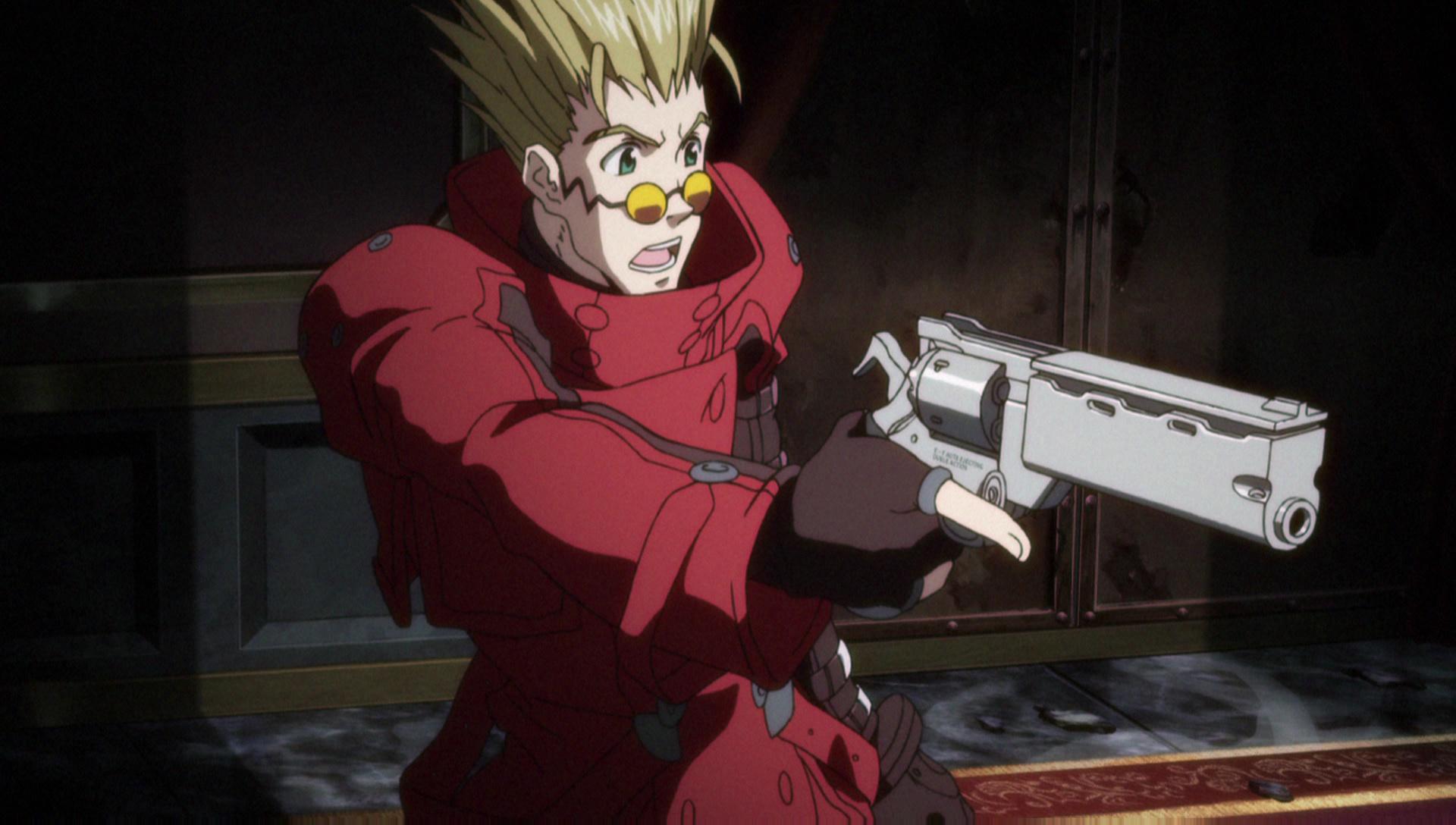 Watch Trigun Season 2 Sub Dub Anime Uncut Funimation