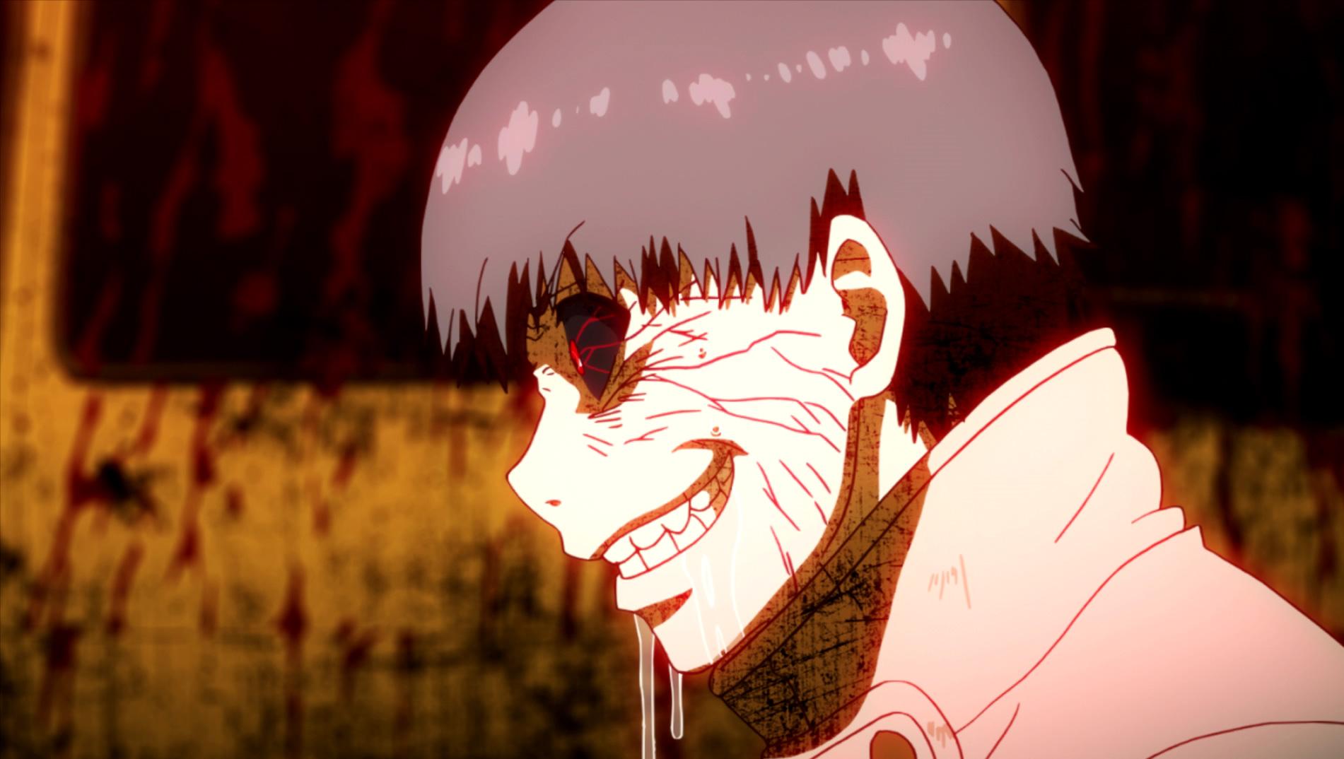 Watch Tokyo Ghoul Season 1 Episode 2 Sub & Dub | Anime Uncut