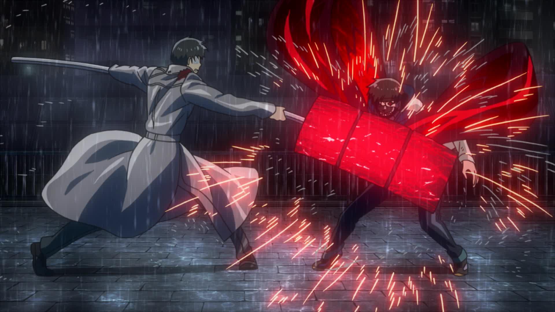 Tokyo ghoul season 1 episode 14 english dub
