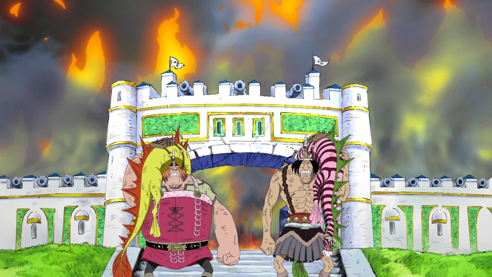 Watch One Piece Season 5 Episode 307 Sub & Dub   Anime ...