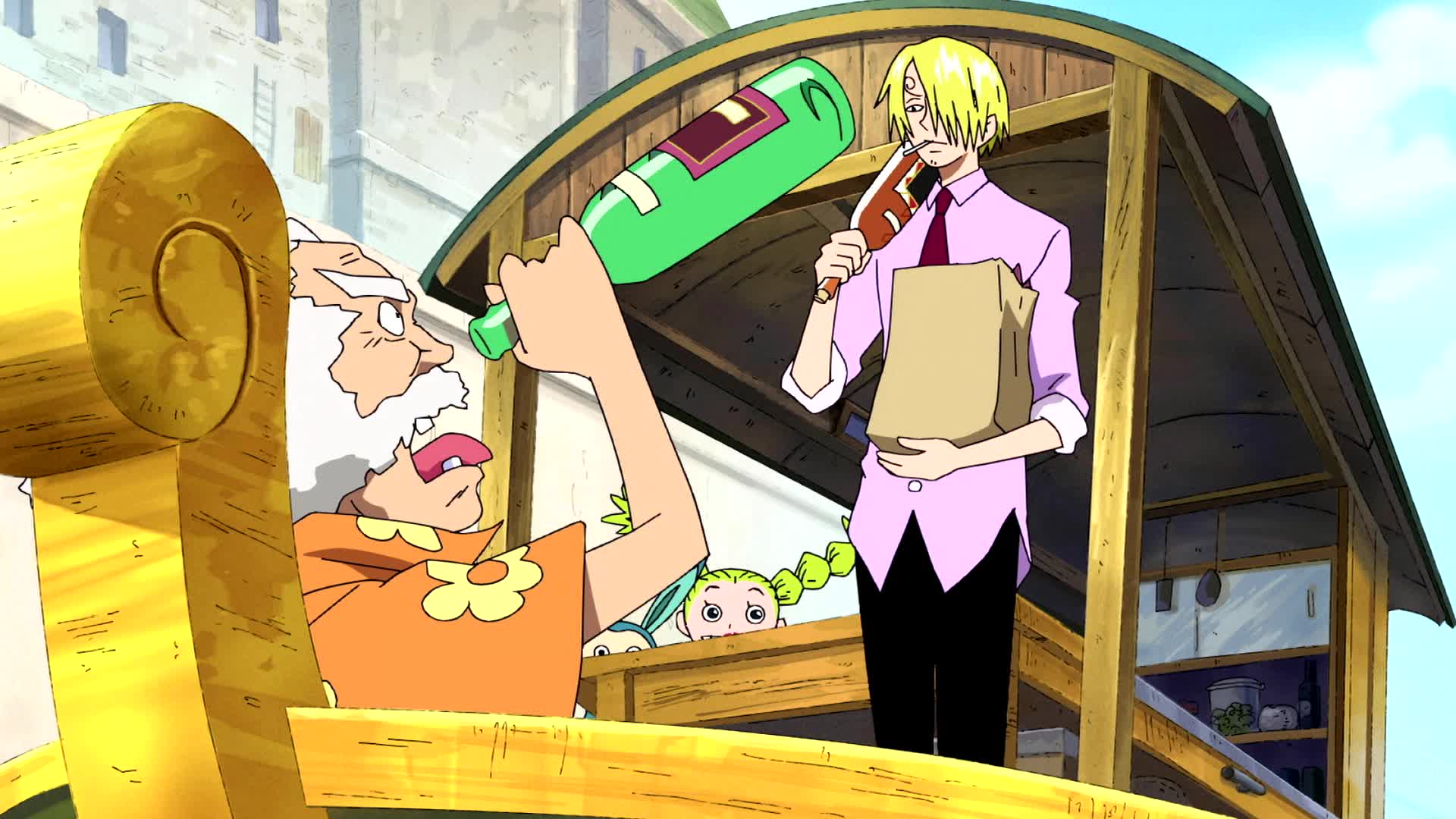 Watch One Piece Season 5 Episode 319 Sub & Dub   Anime ...