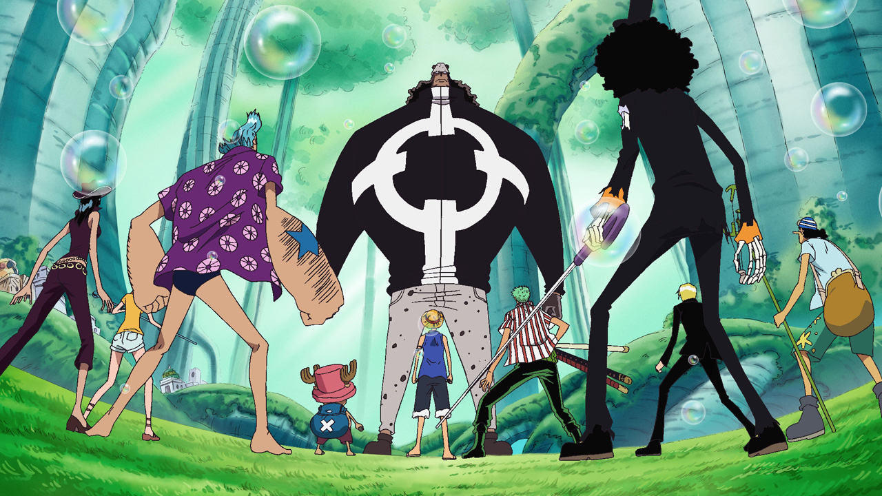 one piece 401 ger dub