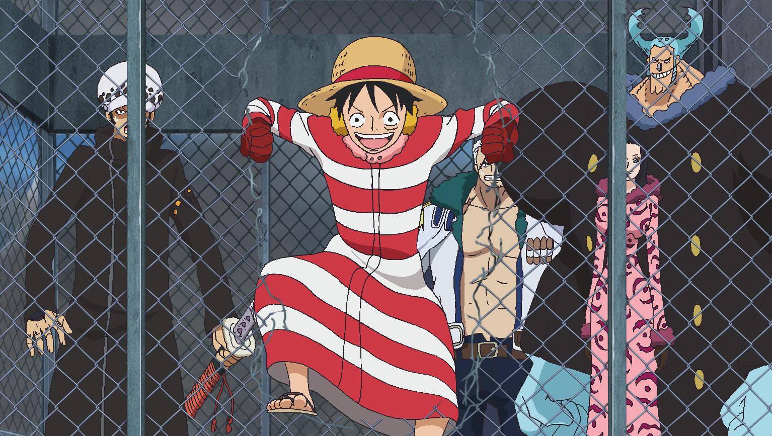 Watch One Piece Season 10 Episode 603 Sub & Dub   Anime ...