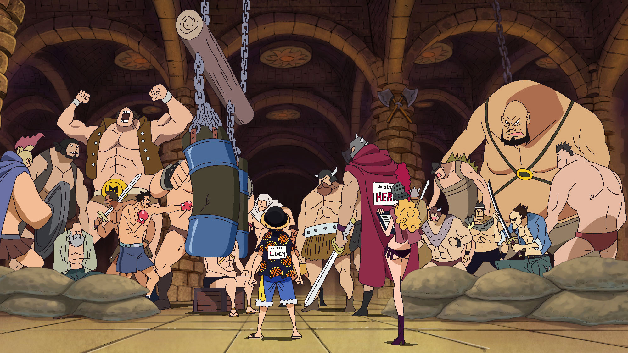 Watch One Piece Season 11 Episode 633 Sub & Dub | Anime