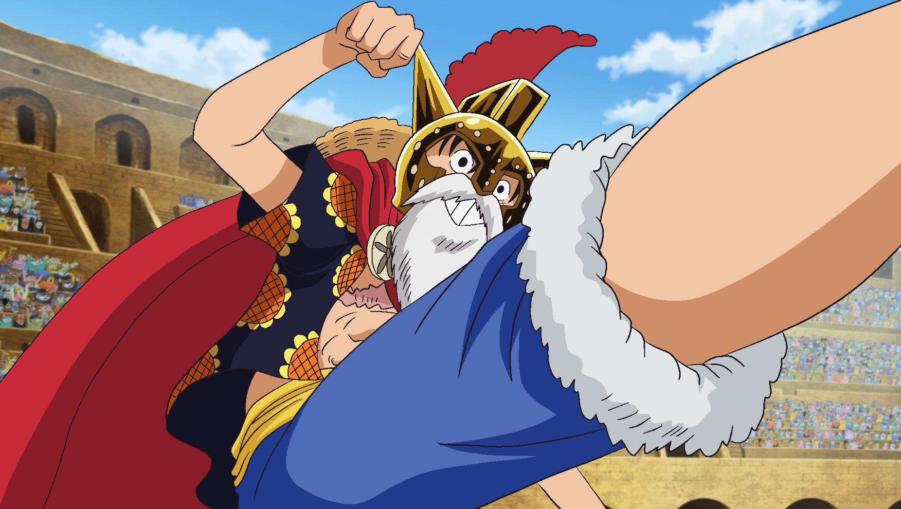 Watch One Piece Season 11 Episode 643 Sub & Dub | Anime ...