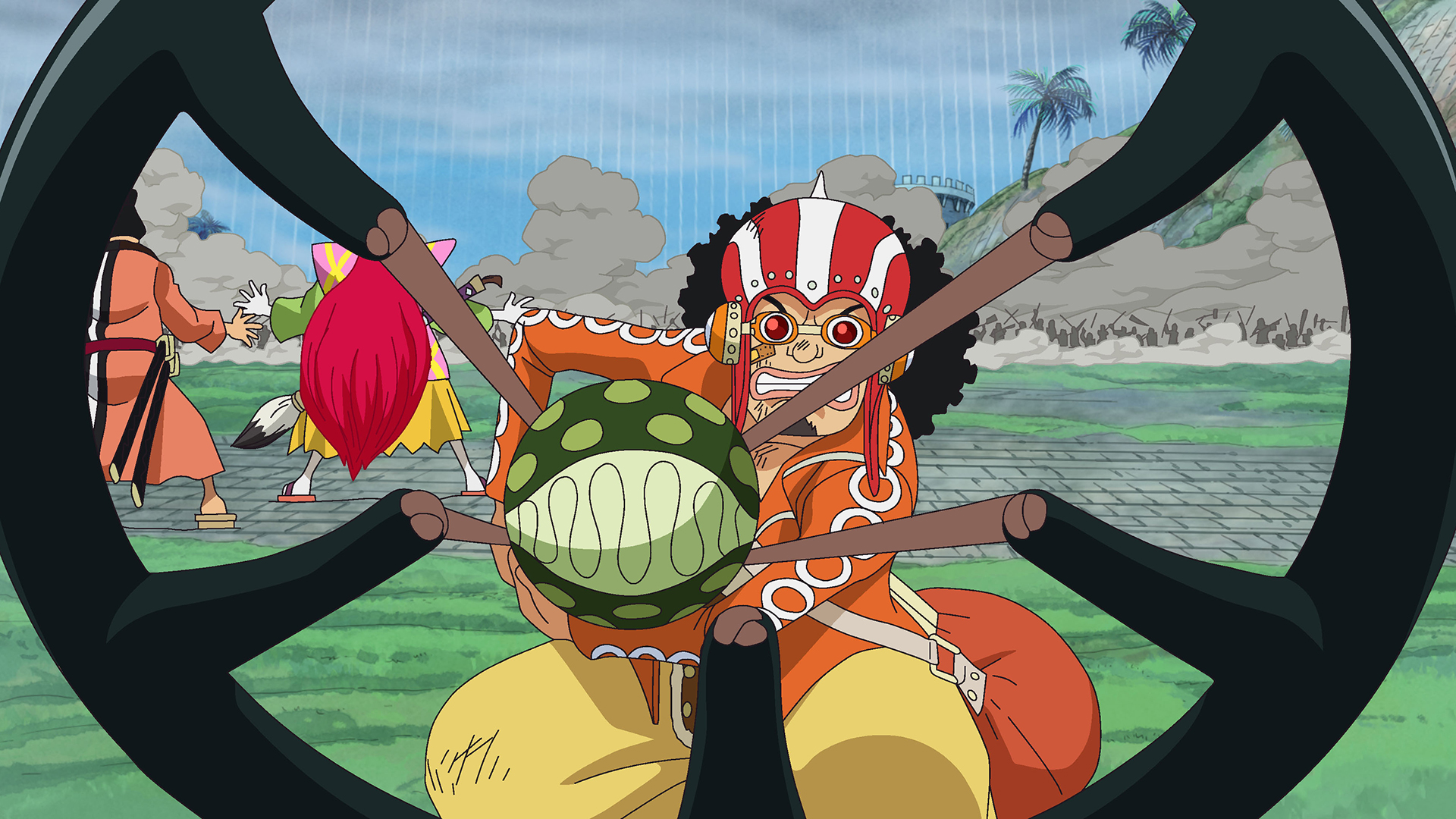 Watch One Piece Season 12 Episode 697 Sub & Dub | Anime