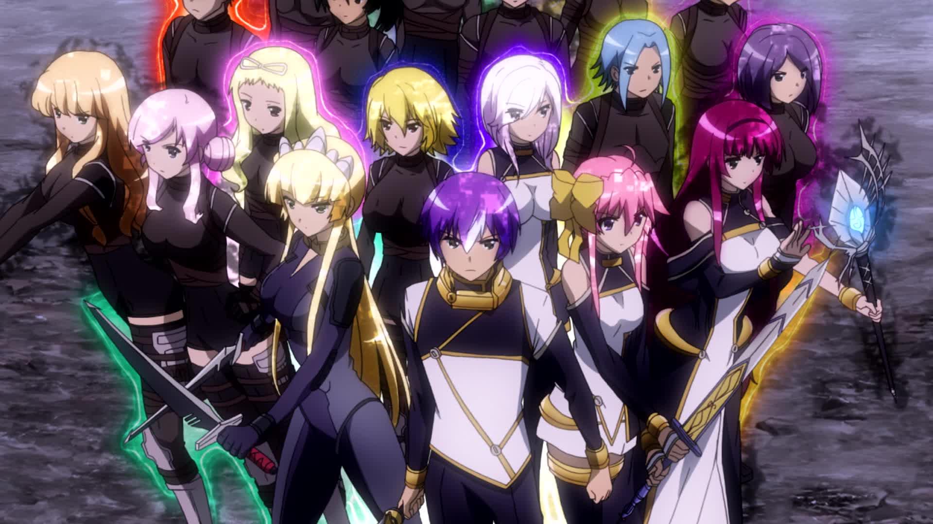 Watch World Break Aria Of Curse For A Holy Swordsman Season 1
