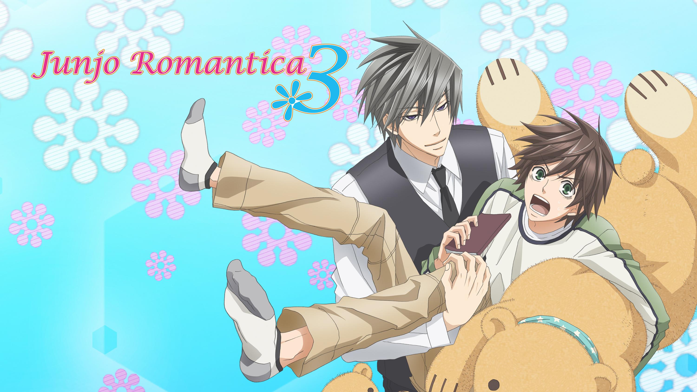 Junjou romantica episode 1 english dubbed