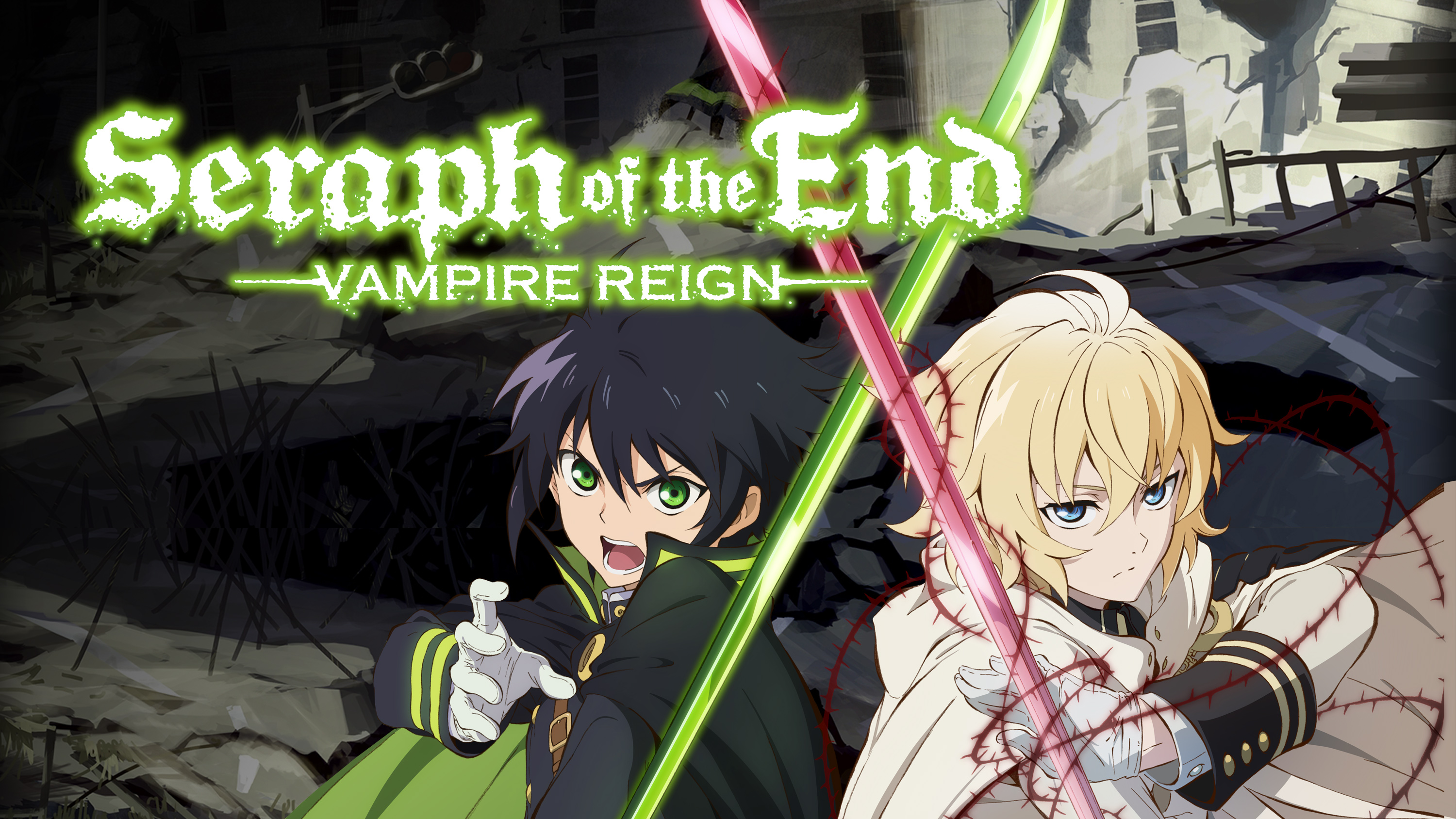 seraph of the end vampire reign episode 1