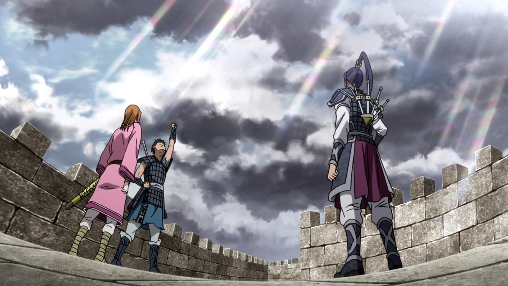 Watch Kingdom Episodes Sub & Dub | Action/Adventure, Fantasy Anime
