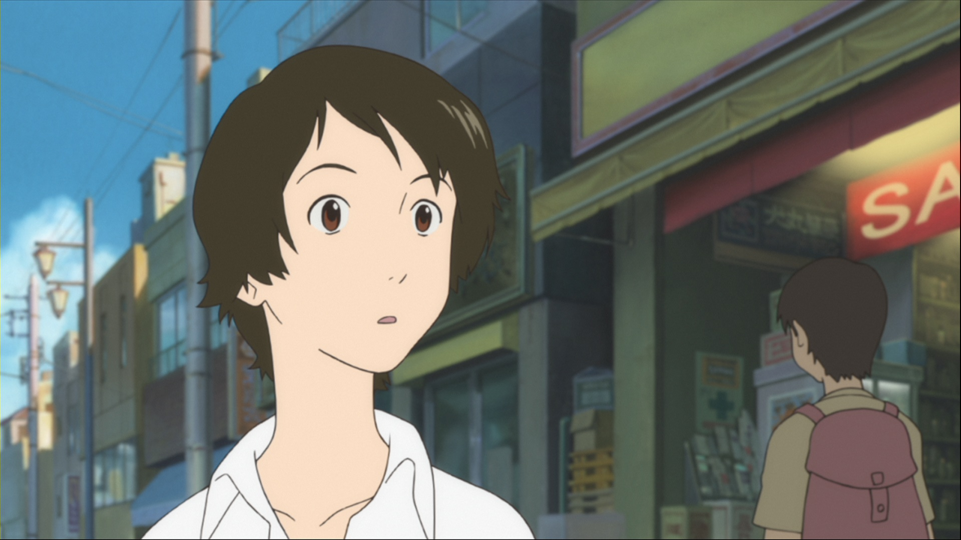 the girl who leapt through time dub online