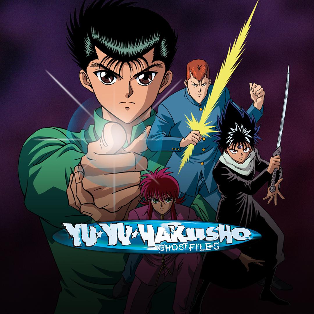 Watch Yu Yu Hakusho Episodes Sub Dub Action Adventure Comedy