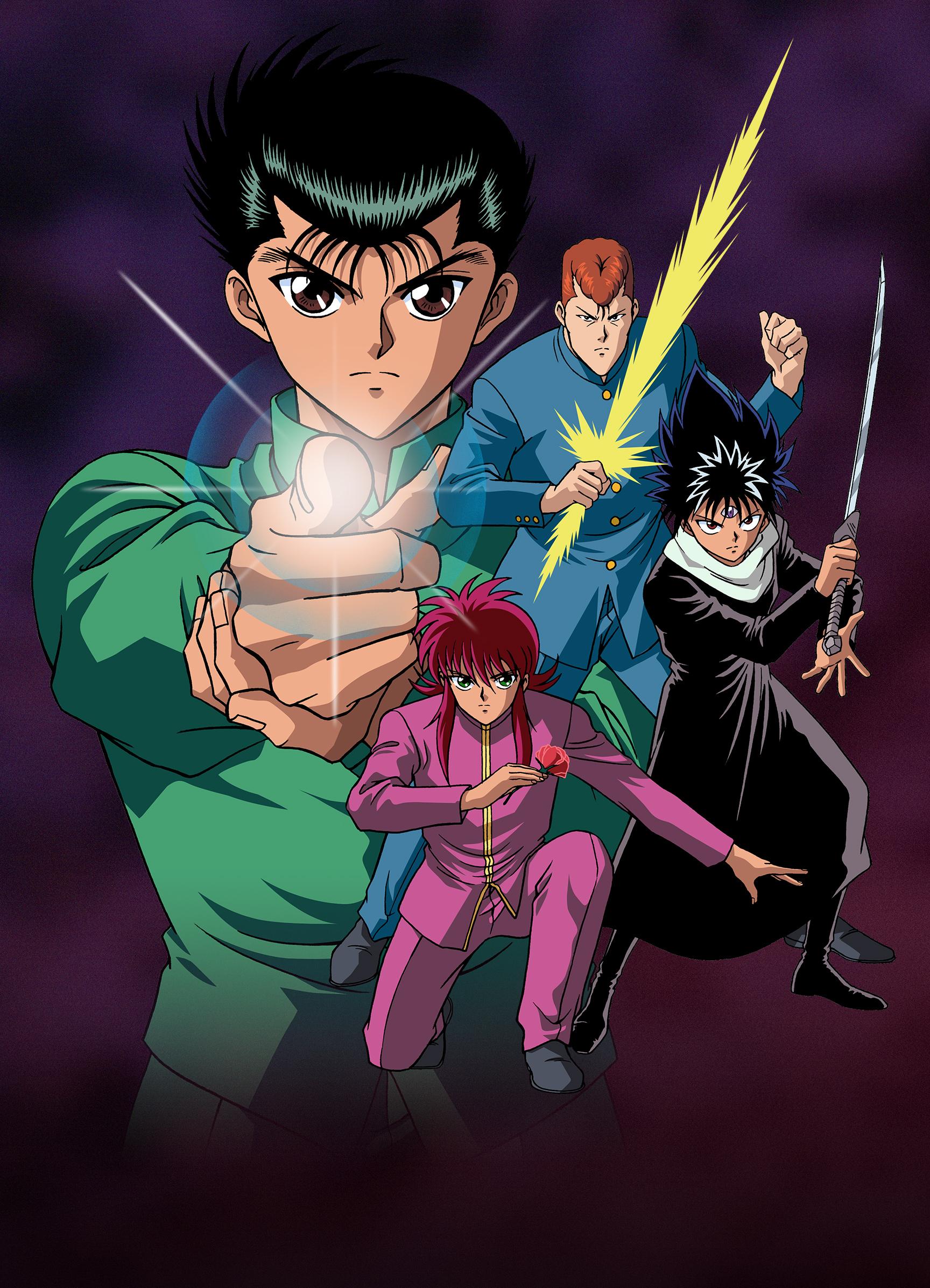 Best Anime Wallpaper Sana: Yu Yu Hakusho Dark Tournament ...