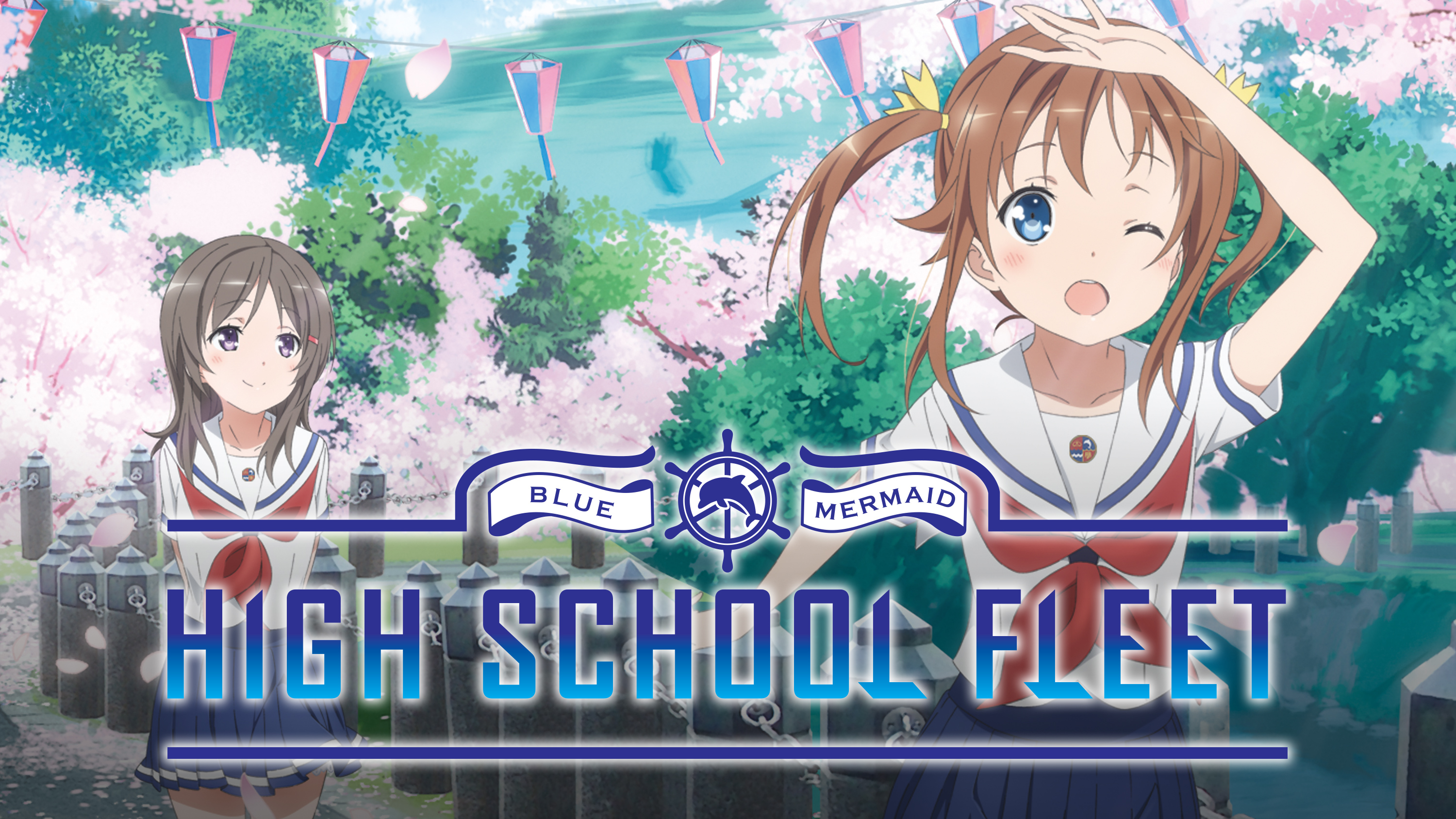 Watch high school fleet episodes sub action adventure shoujo anime funimation