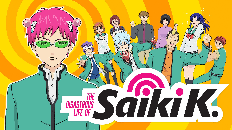 REVIEW: The Disastrous Life of Saiki K.