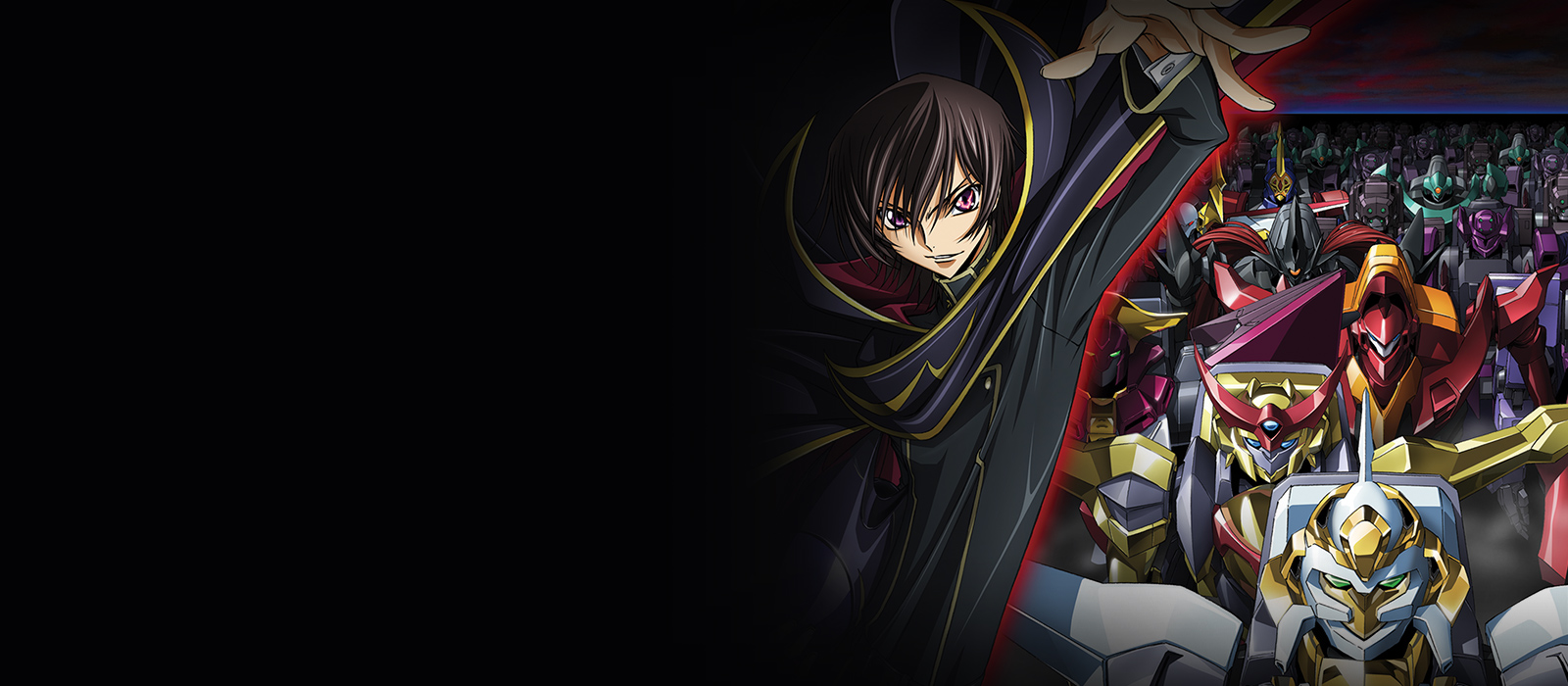 Watch Code Geass Episodes Sub & Dub | Action/Adventure, Sci Fi Anime