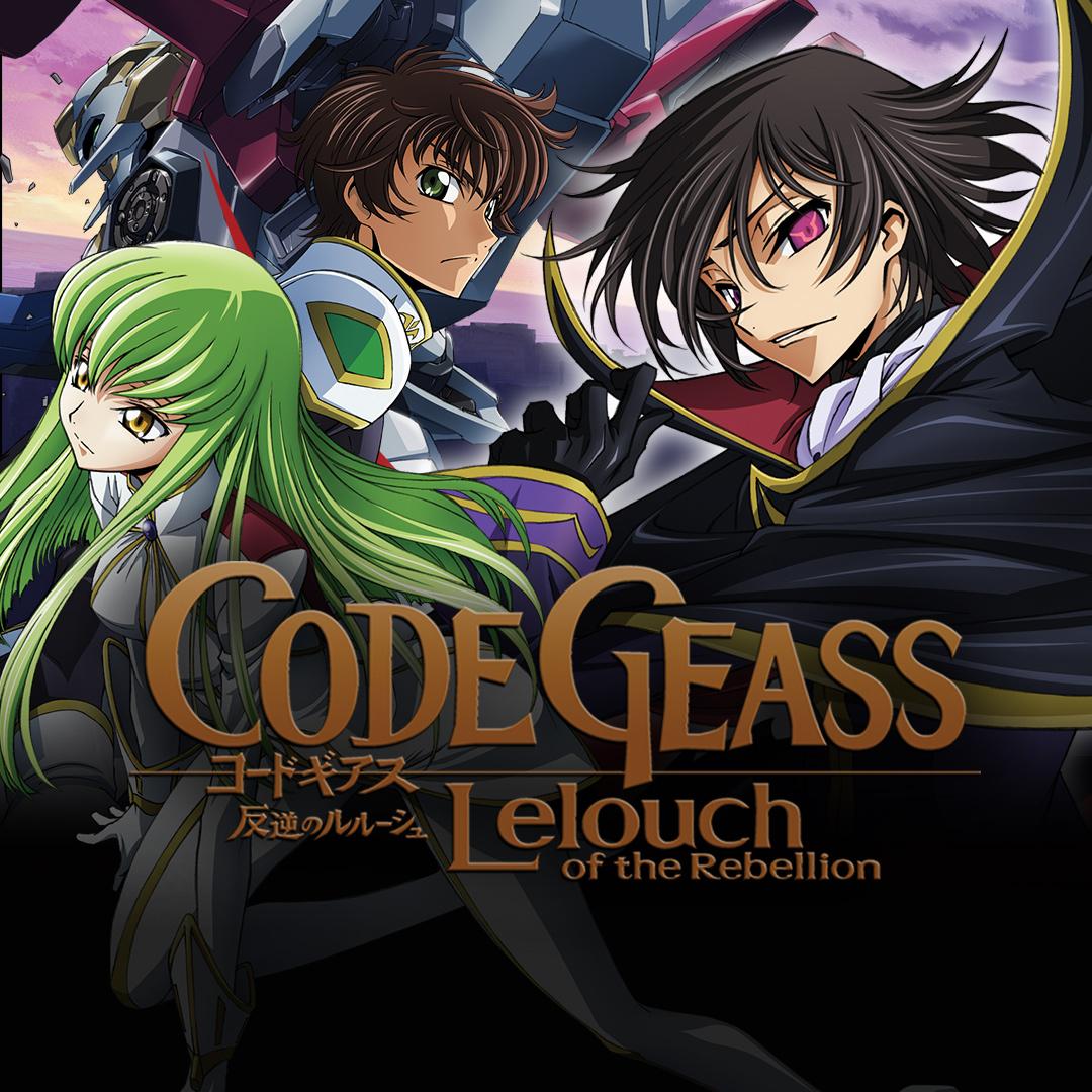Watch Code Geass Episodes Sub & Dub | Action/Adventure, Sci