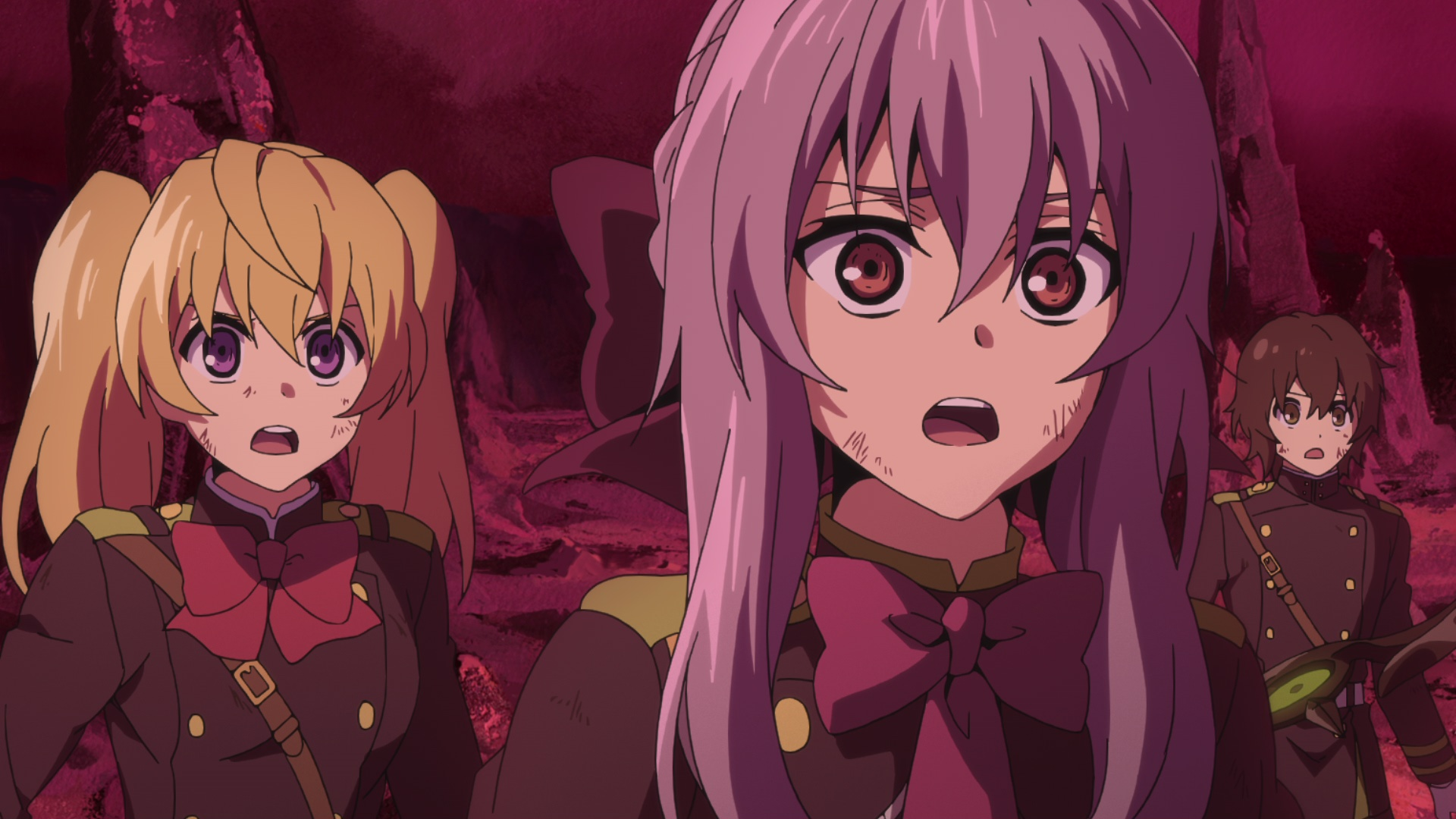 Watch Seraph Of The End: Vampire Reign Episodes Sub & Dub