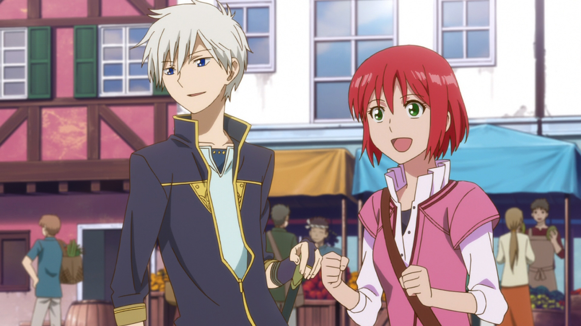 Watch Snow White With The Red Hair Season 1 Episode 2 Sub