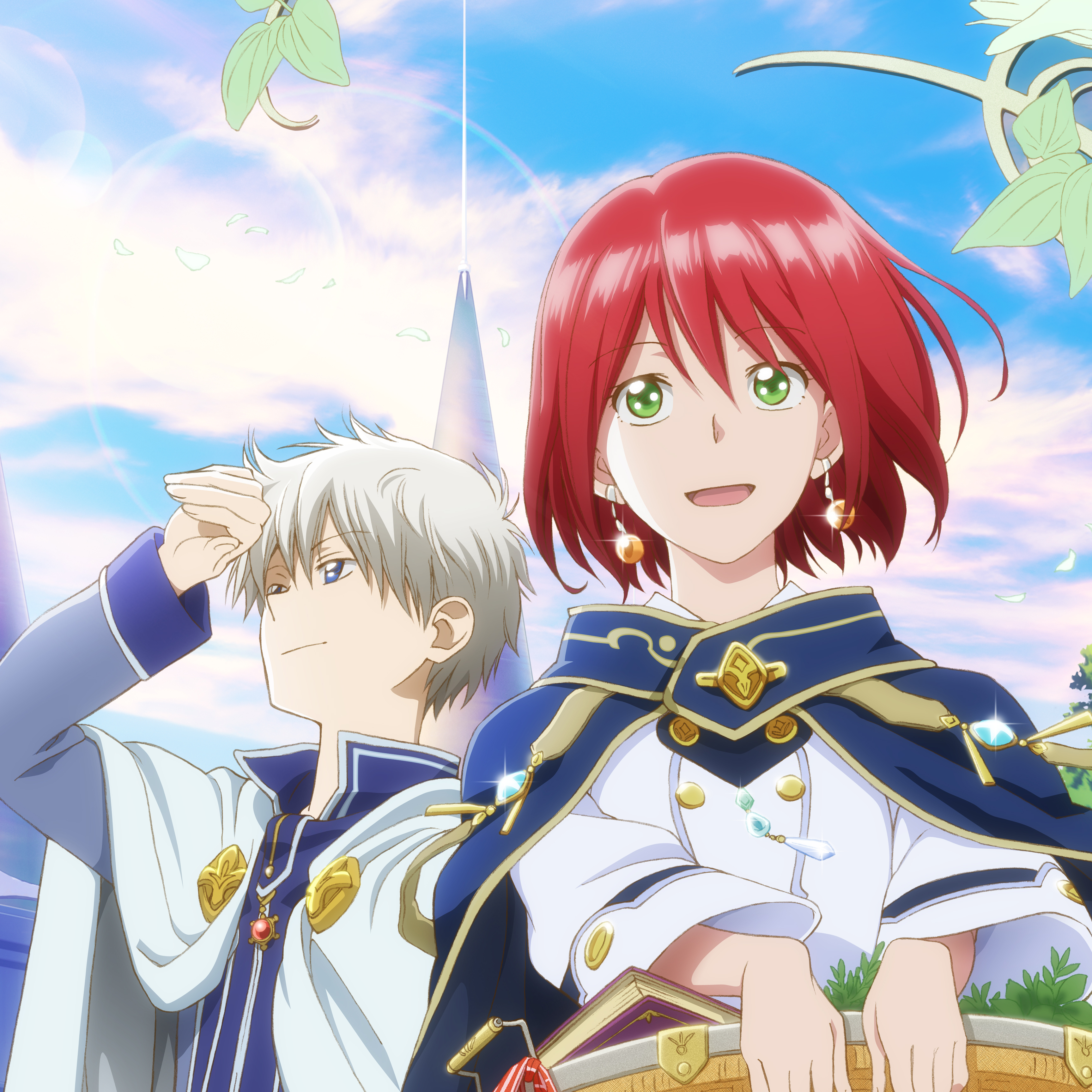 Watch Snow White With The Red Hair Episodes Sub & Dub | Fantasy
