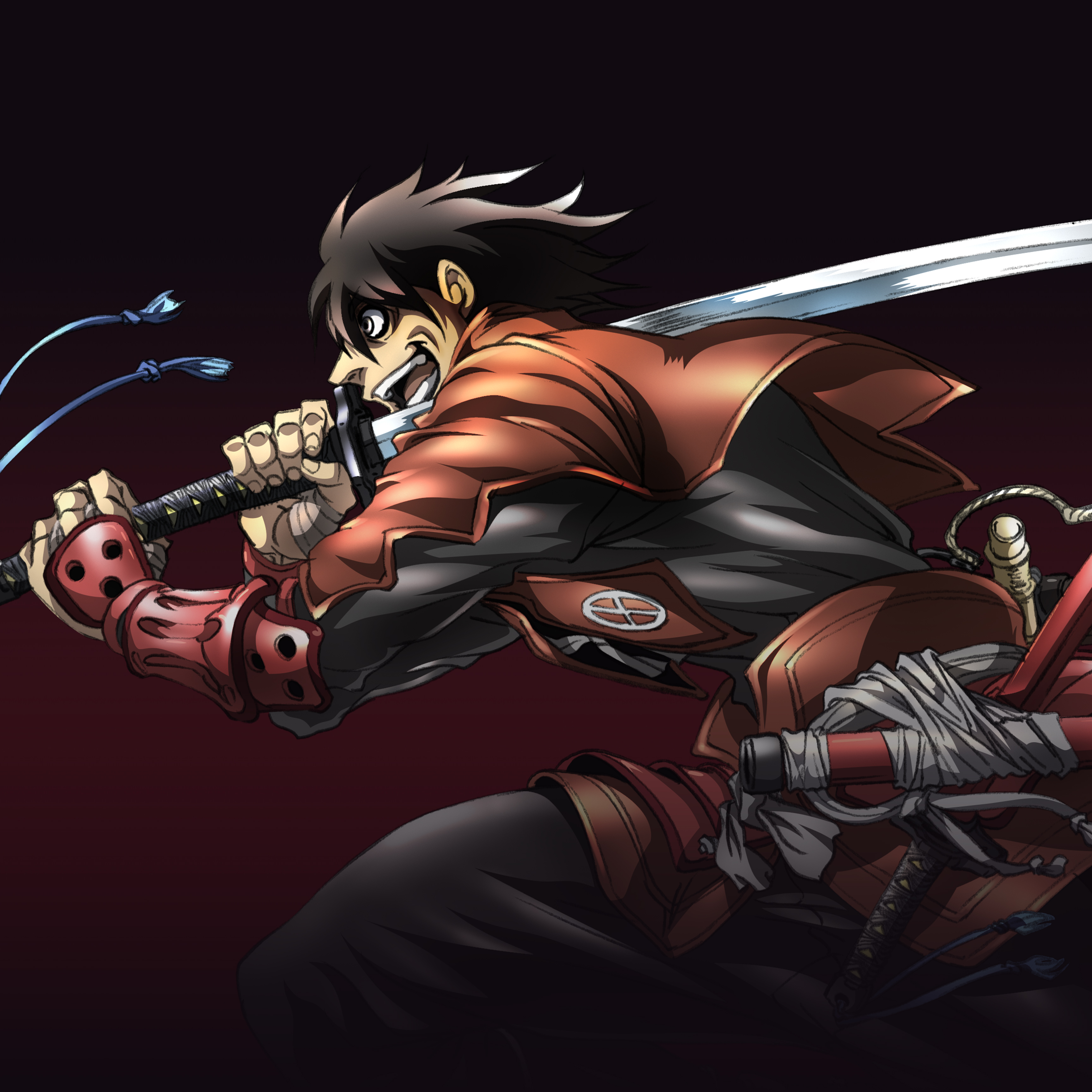 drifters of the dead episode 1