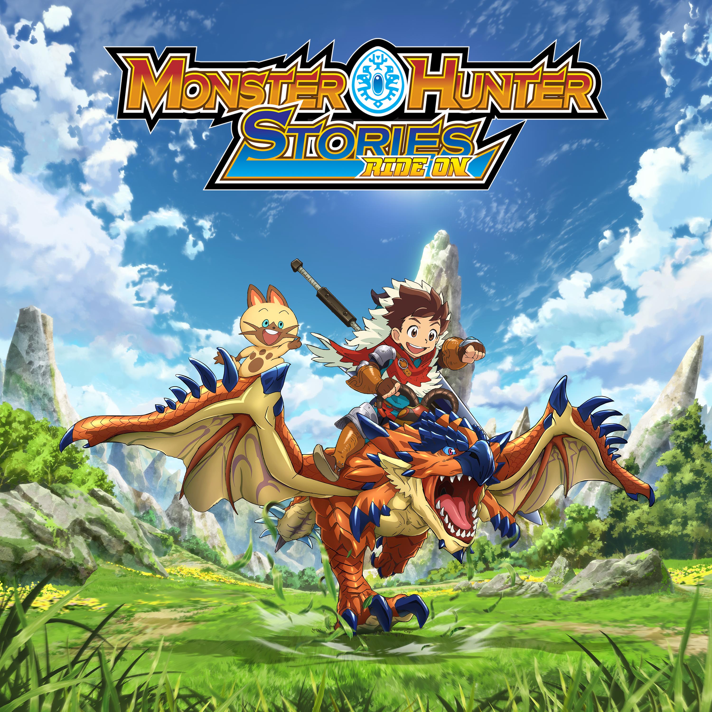 monster hunter stories ride on episode 1