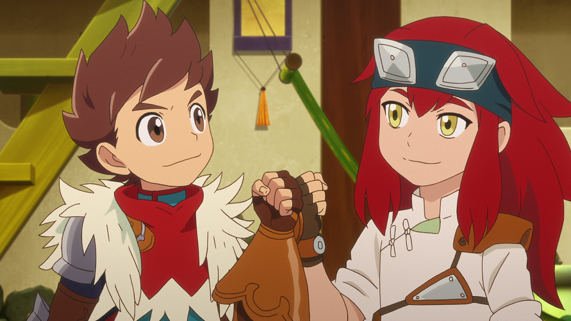 Watch Monster Hunter Stories Ride On Season 1 Episode 5 Sub Dub