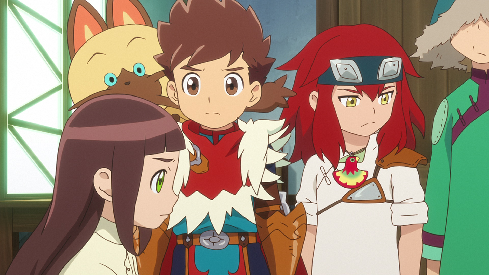 Watch Monster Hunter Stories Ride On Season 1 Episode 24 Sub Dub