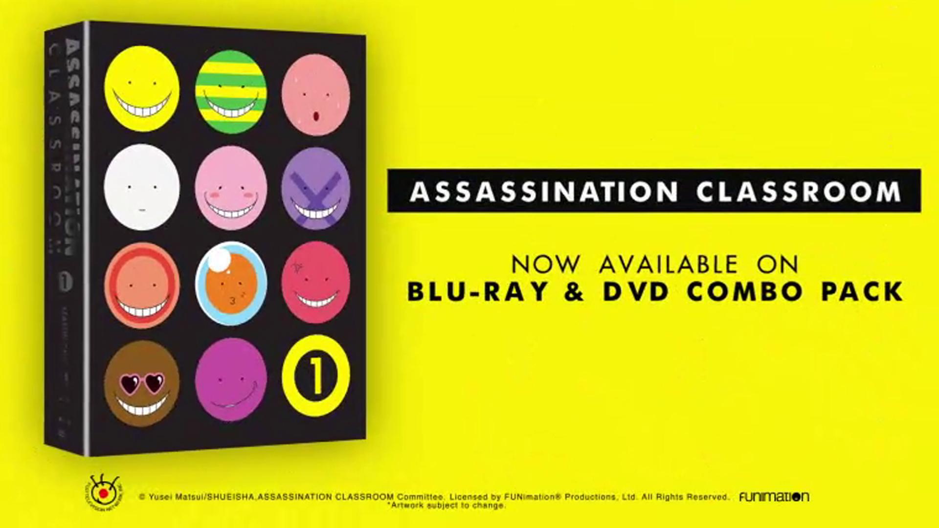 Watch Assassination Classroom Episodes Sub & Dub   Action/Adventure