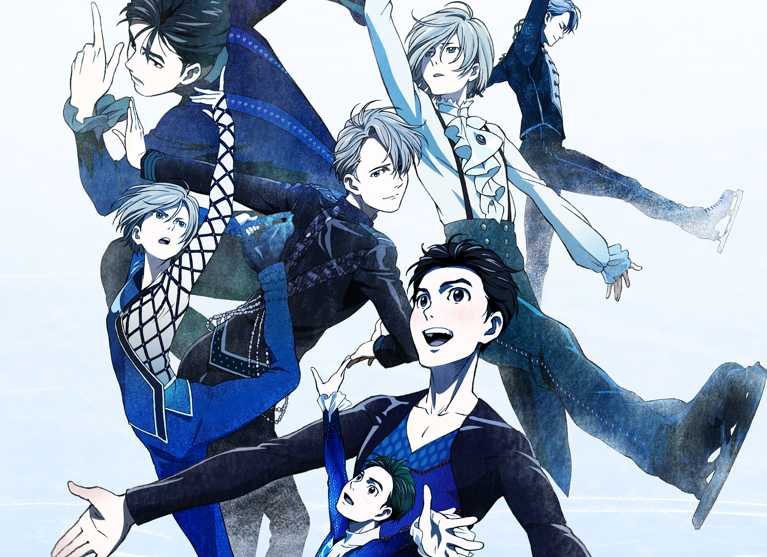Watch Yuri!!! On Ice Episodes Dub | Comedy, Slice of Life