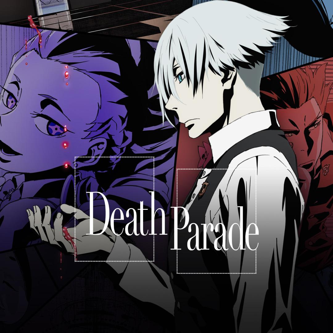 Watch Death Parade Sub Dub Drama Psychological Anime Funimation