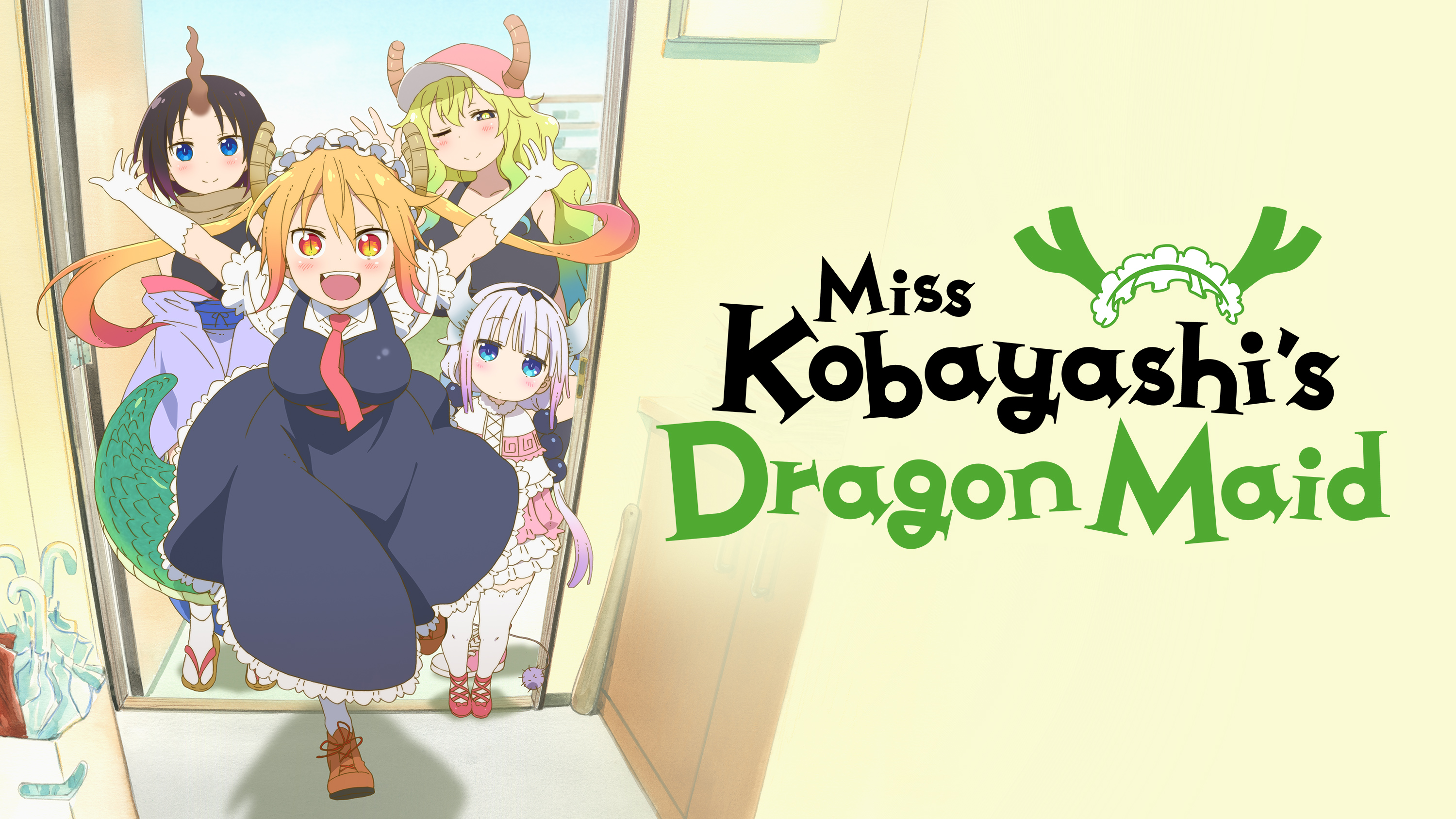 Watch Miss Kobayashi S Dragon Maid Episodes Sub Dub Comedy