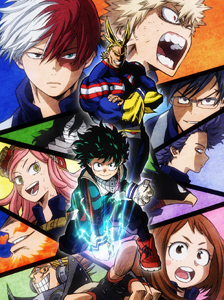 Watch My Hero Academia Episodes Sub & Dub | Action/Adventure