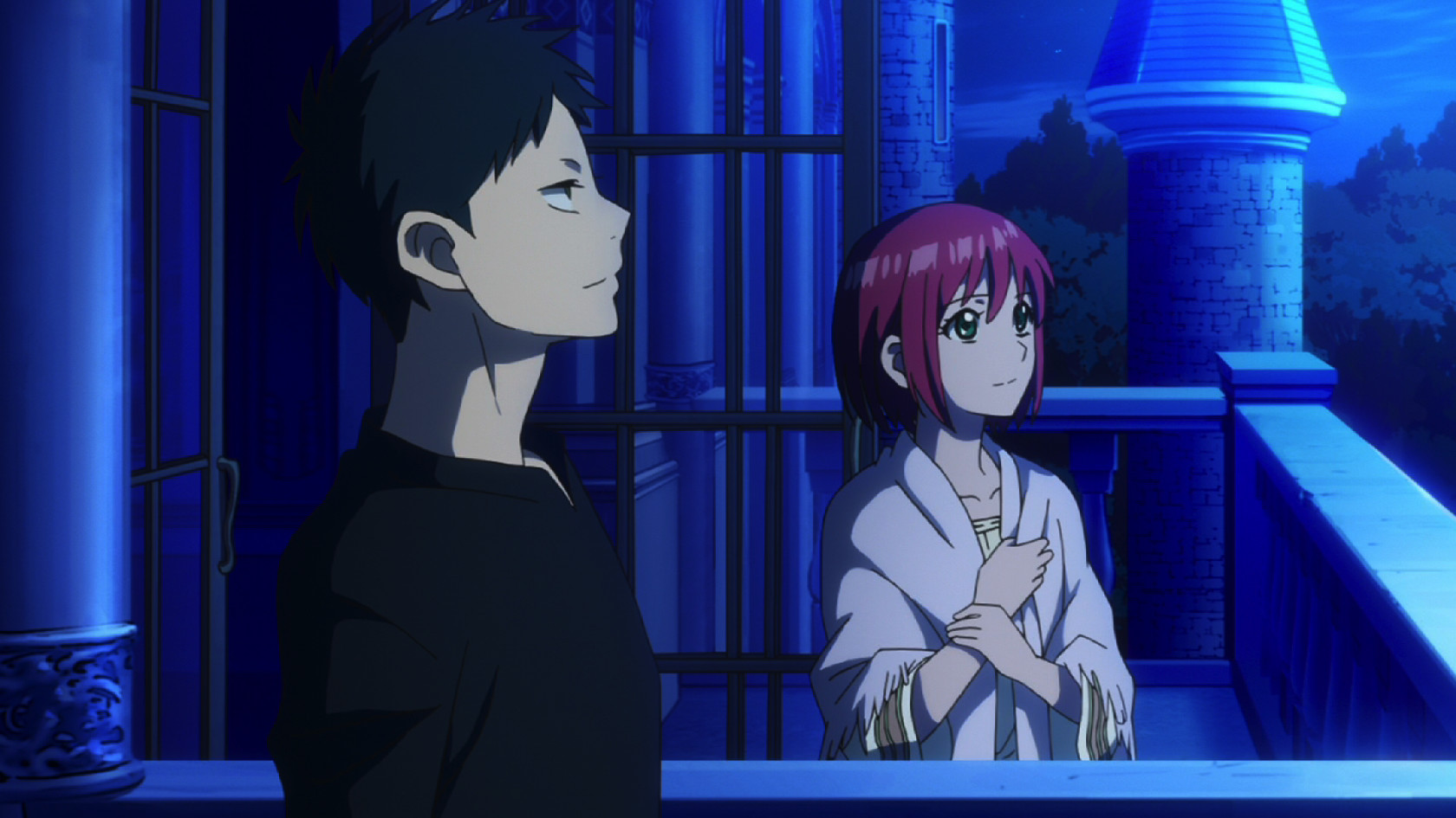Watch Snow White With The Red Hair Season 2 Episode 16 Sub