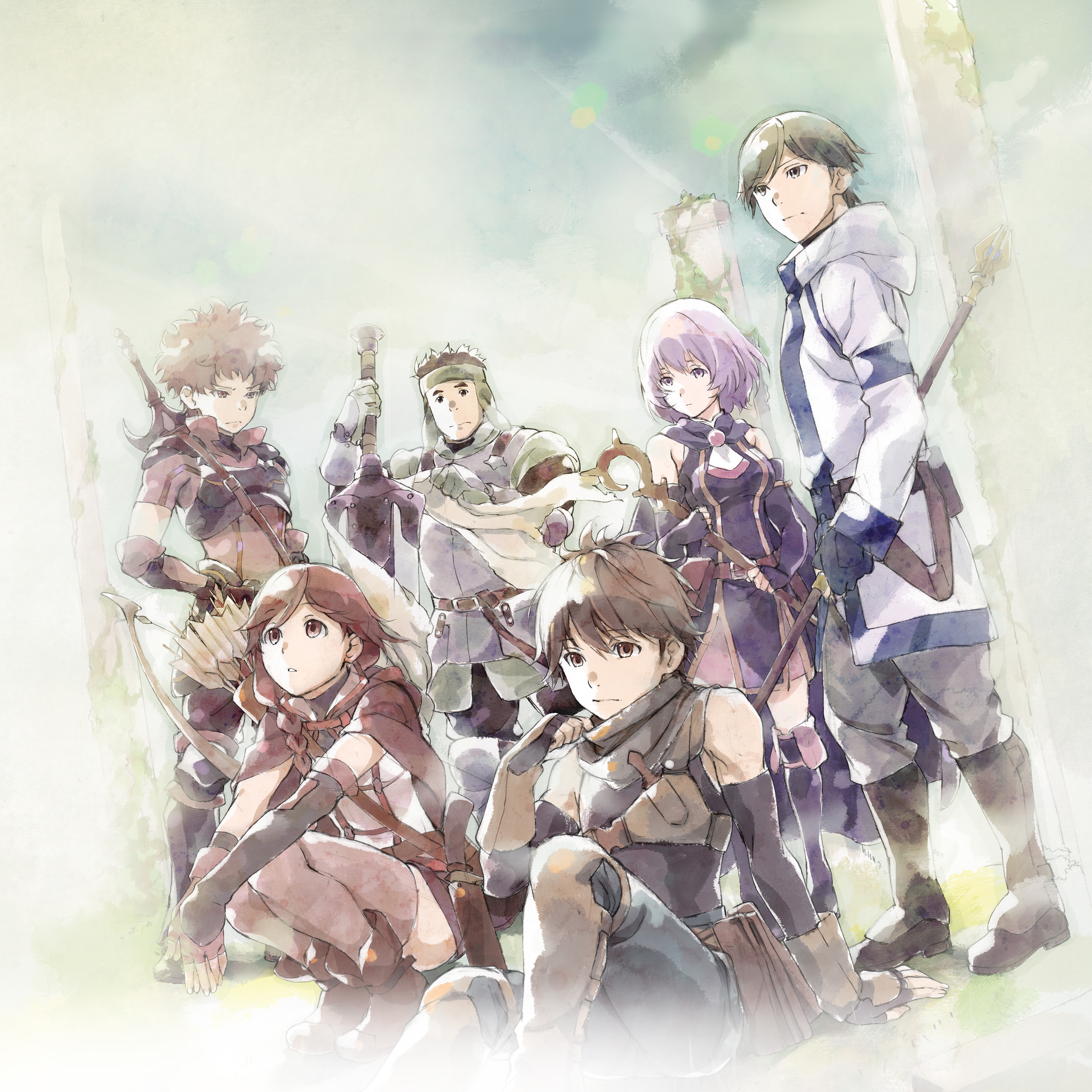 Watch Grimgar Ashes And Illusions Episodes Sub Dub