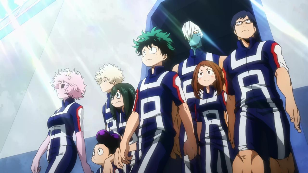 Watch My Hero Academia Season 2 Episode 15 Sub & Dub | Anime